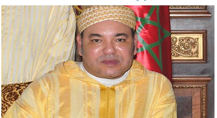 الملك محمد السادس يترحم على روح والده الملك محمد الخامس